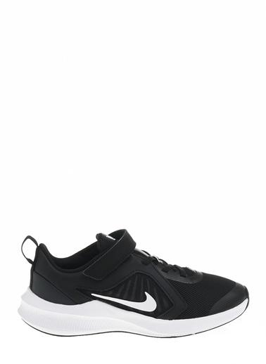 Nike Unisex Çocuk Siyah Spor Ayakkabı CJ2067 - 004 Downshifter 10 Siyah